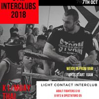Storm Gym Interclub Feb
