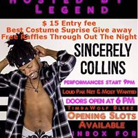Sincerely Collins Halloween Bash