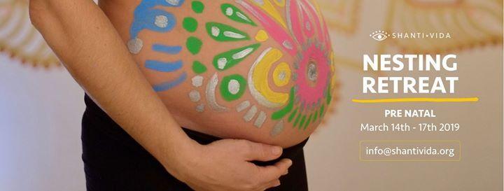 Nesting Prenatal Retreat