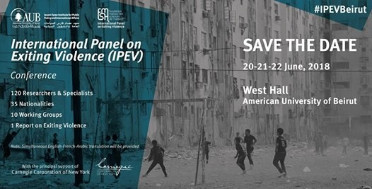 International Panel on Exiting Violence Conference (IPEV)