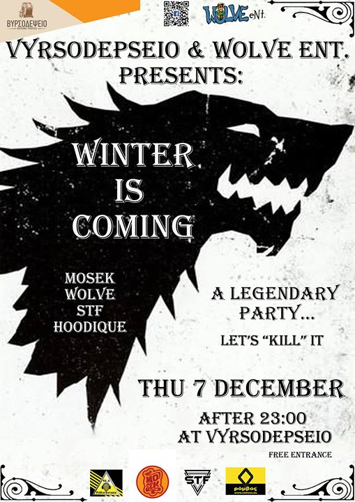 Winter is Coming  A Legendary Party  Lets Kll it at 712