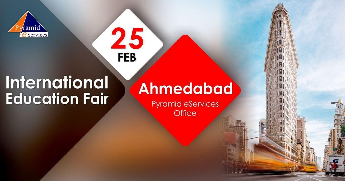 International Education Fair 2019 - Ahmedabad