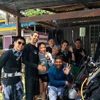 Redang Island Dive