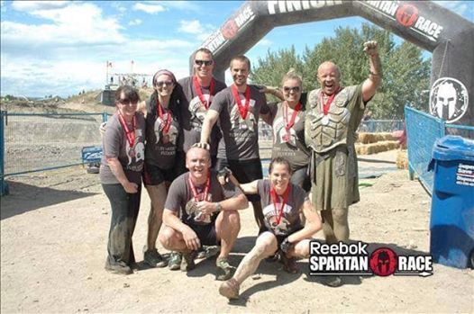 Spartan Race Team M.O.D