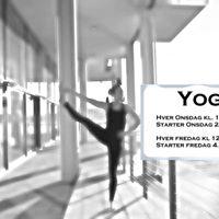 Tren Yoga p Oppsal i august - hver onsdag og hver fredag