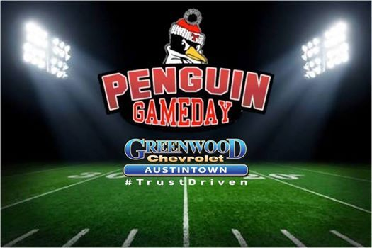 Penguin Gameday Pres. By Greenwood Chevrolet Austintown