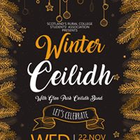 SRUC Ayr Winter Ceilidh