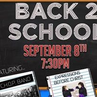 Keep It Real Fridays - Back 2 School Edition