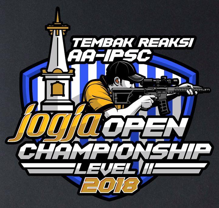 Tembak Reaksi AA-IPSC Jogja Open Championship Level II 2018