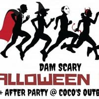 Dam Scary Halloween Run &amp Afterparty