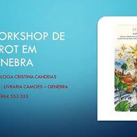 Workshop de Tarot em Genebra