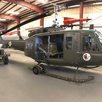 Open Cockpit Day UH-1 Huey