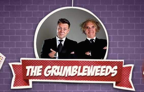 An evening with the Grumbleweeds