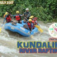 Adventurous Kolad River Rafting at Kundalika River