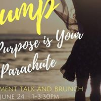 Jump Your Purpose is Your Parachute