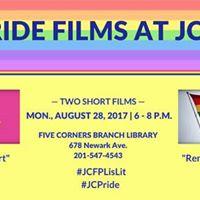Pride Films at JCFPL