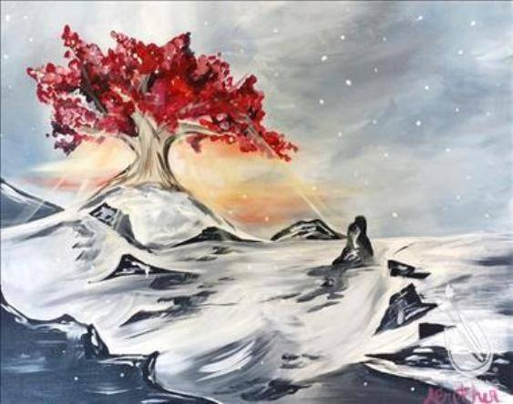 Game Of Thrones Trivia Painting Class At Painting With A Twist