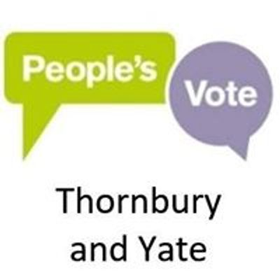 Thornbury and Yate People's Vote