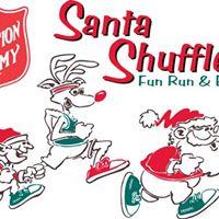 Regina Santa Shuffle 5K Fun Run