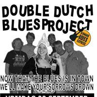 Double Dutch Blues Project back on popular demand