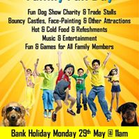 PAWS in the Buffery - 29th May Bank Holiday