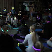 Flow &amp Glow Yoga at Soaring Ridge Brewery