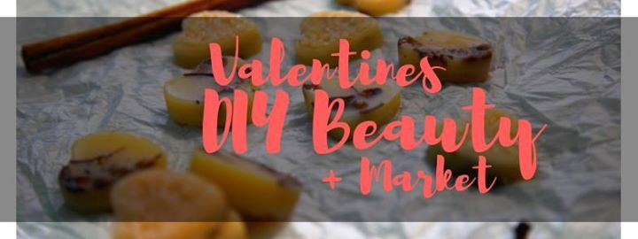 Valentines DIY Beauty  Market Fundraiser for St. Teresas