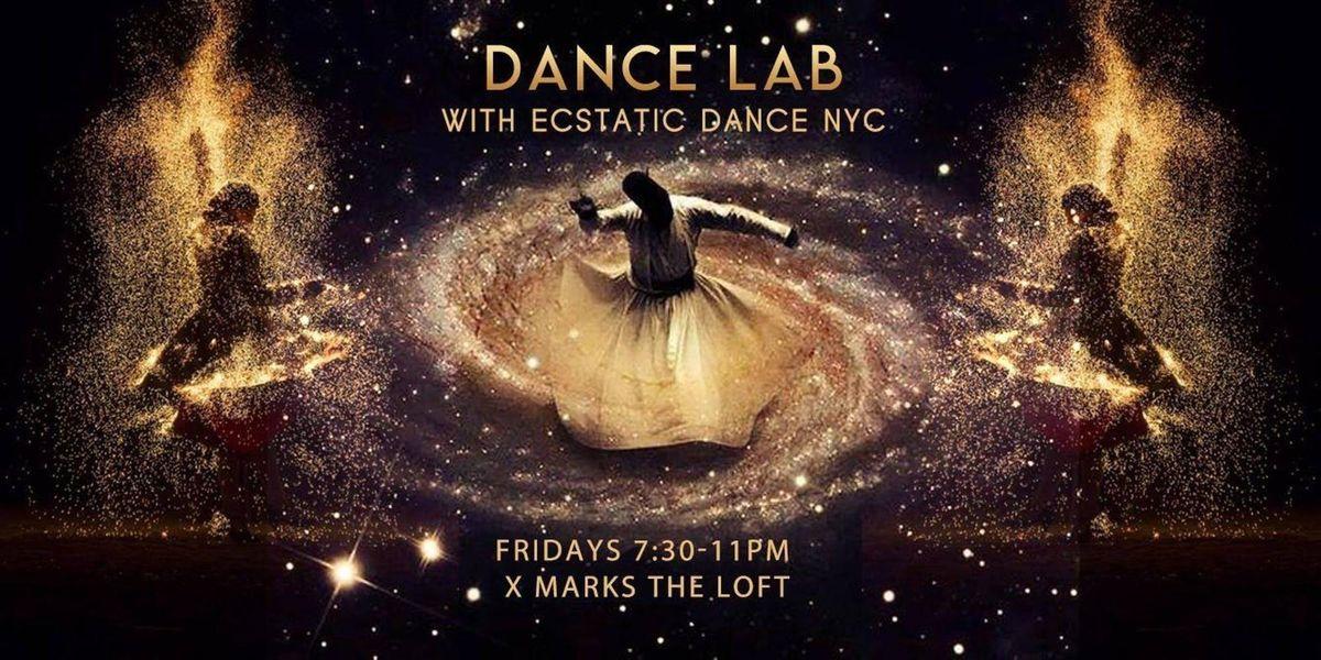 Dance Lab 88 Social Presencing Theater  Ecstatic Dance