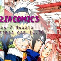 Raduno Ufficiale Naruto - La Spezia Comics 2017