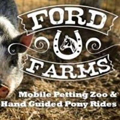 Ford Farms Pony Rides & Petting Zoo