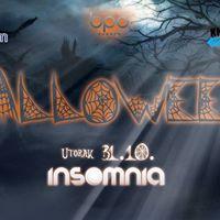 BPO Halloween at Insomnia Rijeka31102017