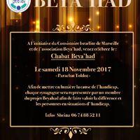 Chabat Beyahad pour mettre en lumire la cause de lhandicap