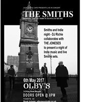 The Smiths Indie Night