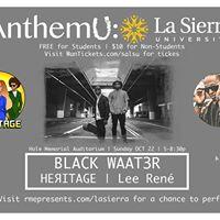 Anthem La Sierra (Concert)