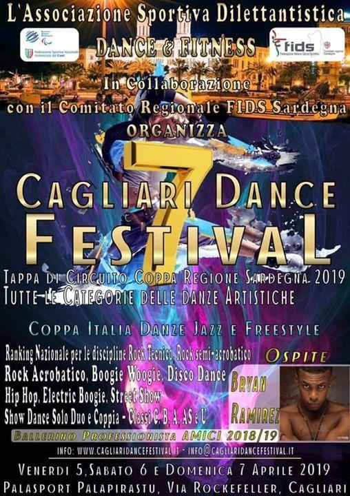 Bryan Ramirez - Ospite Cagliari Dance Festival - Cagliari