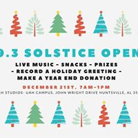 WLRH 89.3 Solstice Open House