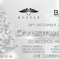 Christmas Eve LIVE CLUBBING  BAR LIVE  Hustle Lounge Bar