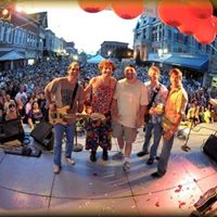 Harrison Mayors Concert Series Presents The Menus