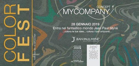 Color Fest Jean Paul Myne