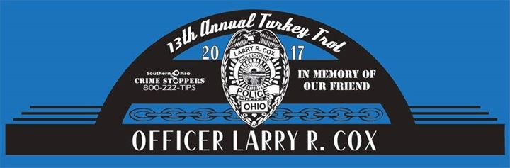 13th Annual Officer Larry Cox Turkey Trot at Southern Ohio
