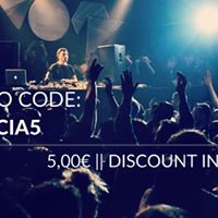 5 of DISCOUNT with the PROMOCODE andreavalencia5 in your Xceed APP