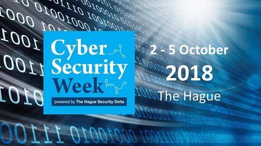Україна вперше запропонувала нові методи вирішення кіберзагроз на міжнародній високотехнологічній виставці у Гаазі