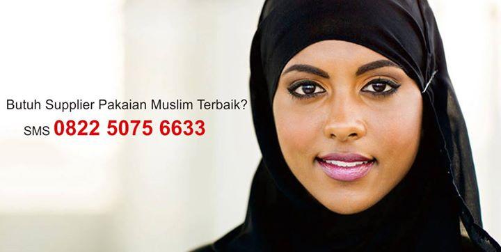 0822 5075 6633 Pakaian Muslim Gamis Pria Gamis Wanita