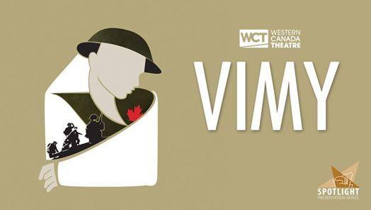 Vimy  Spotlight Theatre Series