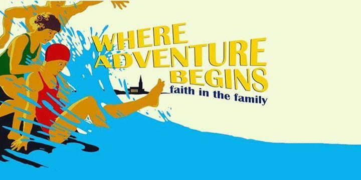 Where Adventure Begins