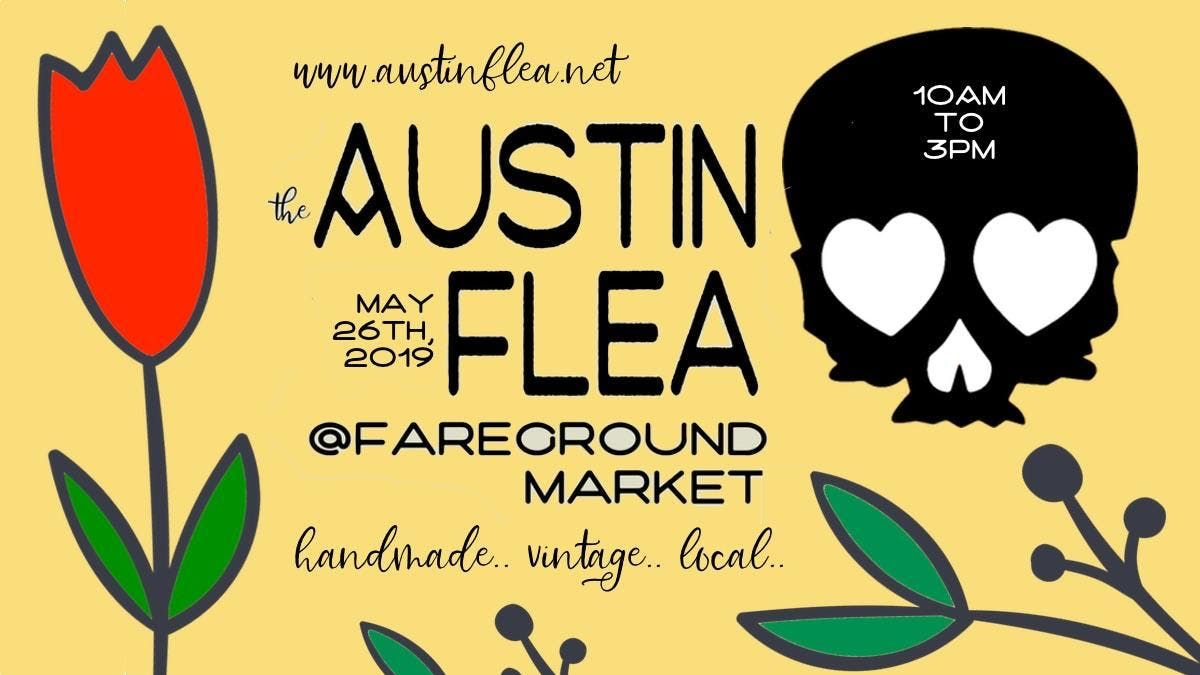 The Austin Flea at Fareground Market