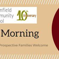 GCS Open Morning