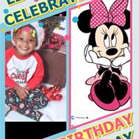 Its party time with Minnie Mouse Tin