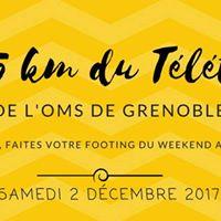 Tlthon de lOMS de Grenoble 2017