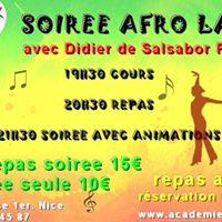 Soire Afro Latino